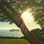 Sol de justicia sobre la isla de Mouro