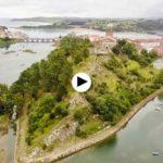 Un vuelo inspirador sobre San Vicente de la Barquera