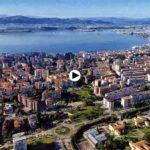 Santander desde arriba. ¡Qué suerte vivir aquí!