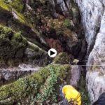 Cantabria también es paraíso de la espeleología