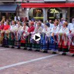 Así fue la procesión de la Virgen Grande de Torrelavega