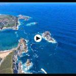Suances, Comillas, Santillana del Mar, Playas de Somocuevas, Portio, Arnia, Covachos, San Vicente de la Barquera…