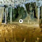 La cueva de la Coventosa, en el Asón