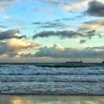 El horizonte del Sardinero