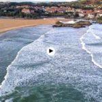 Por las playas de Cantabria
