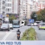 Así será la nueva red de transporte de Santander