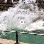 La hipnótica ola del Chiqui