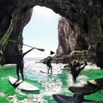 Recuerdos de verano: Paddle Surf Cantabria por la costa de Santoña