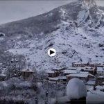 ¡Vaya nevada en Cucayo! Nos lo cuenta Tina