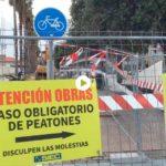 Empiezan las obras del entorno de la estación marítima