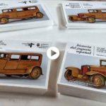 Ya puedes visitar la exposición La Historia del Juguete Español en la Biblioteca Central de Cantabria