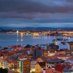 La bahía de Santander es puro espectáculo en estos atardeceres de junio