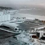 Santander, cuando los campos de sport del Sardinero estaban junto a la playa