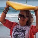 Laura Revuelta y pioneros del surf ya tienen su estrella en Somo