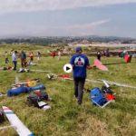 El arte de volar aviones teledirigidos en Cuchía