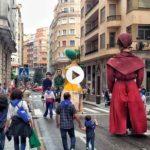 Todo a punto para el chupinazo de la Semana Grande de Santander 2018. La fiesta ya está en la calle