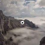 Así se ve la vida desde el refugio Collado Jermoso, en Picos de Europa