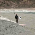 La poética de surfear en Cantabria