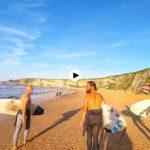 ¿Vienes a Langre a hacer un poco de surf?