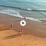 Estampas de verano en el Sardinero