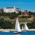 Una postal clásica: Santander desde El Puntal
