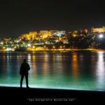 Una mirada al Santander nocturno desde El Puntal