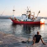 La vida pesquera de Santoña