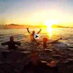 Surf en San Vicente de la Barquera: Gerra paradise