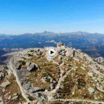 El pico Tres Mares, el único que vierte agua a los tres mares de España