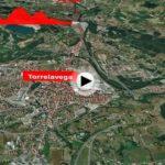 Este es el trazado de la Vuelta Ciclista a España que hoy celebra su contrarreloj entre Santillana y Torrelavega