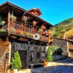 Las casas de Bárcena Mayor