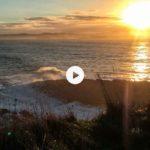 Amanece en Cabo Menor y su belleza nos conmueve