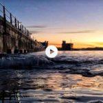 Amanece en la bahía de Santander y nos confirma que la vida puede ser maravillosa