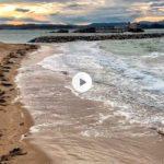 La bahía, el sur y la arena