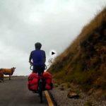 Pedaleando por la vía verde del Pas y las estacas de Trueba