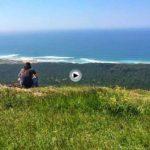 Ver atardecer en Costa Quebrada y subir a la Picota nos hace felices