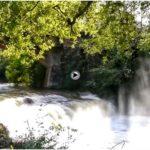 La luz de otoño del río Pisueña