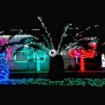 Ya tenemos encendida la casa con más luces de Navidad de Cantabria