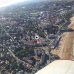 De Santander al cielo en avioneta