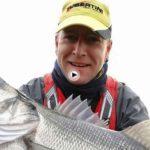 Pasamos un rato con Ángel Herrera Rivas, uno de los mejores pescadores de lubinas de Cantabria