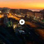 La vida en Santander: Castilla-Hermida a las siete de la mañana