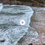 Acompañando a las olas de Mataleñas