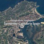 Un timelapse colgado por Google Earth nos enseña los cambios de Santander desde 1984… ojo al Puntal