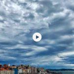 La belleza de Santander en una tarde de sur… la de ayer