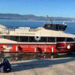 Escenas mañaneras en la bahía de Santander