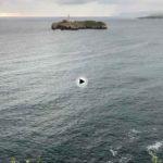Con vistas a la isla de Mouro