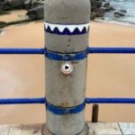 Ha desaparecido la placa del Niño Neptuno. ¿Alguien sabe algo?
