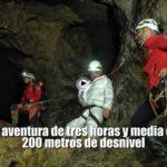 La cueva del Soplao estrena vía ferrata que enseña cómo se explotaba el zinc en el siglo XX