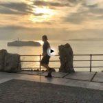 Martes. Así amanece en Cantabria… Así amanece en Santander