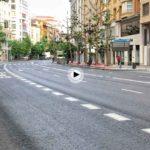 Santander se despierta con las calles desiertas. Hoy es fiesta. Hoy es la Virgen del Mar